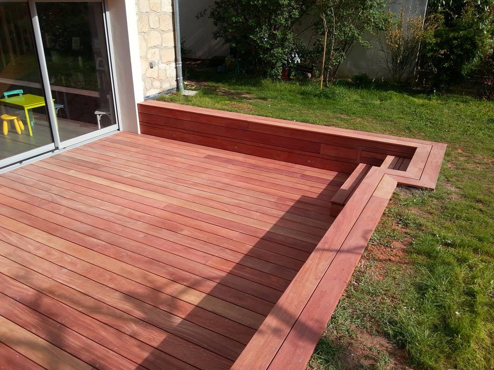 bois douglas pour terrasse finest lame terrasse bois x. Black Bedroom Furniture Sets. Home Design Ideas